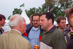 Party Team Belgium, Bongaerts Jan, De Brabander Joris<br /> CHIO Aachen 2001<br /> © Hippo Foto - Dirk Caremans<br /> 15/06/2001