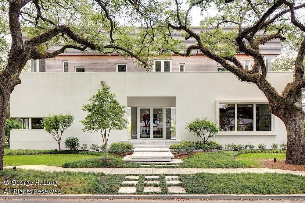 600 Northline Street in Metairie, Louisiana for Wayne Troyer Architects, Studio WTA
