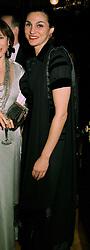 PRINCESS SHEHKAR JAH  at a dinner in London on 26th June 1997. LZT 14 WORO