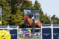 Farrington Kent, USA, Gazelle<br /> Grand Prix Longines Ville de La Baule 2018<br /> © Dirk Caremans<br /> 18/05/2018