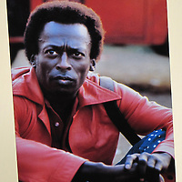 Miles Davis Greetings Cards - Pack of six A6 laminated Greetings Cards of chosen design (includes postal envelopes) each card individually packed in a clear cellophane envelope.