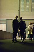 JOHN WILSON; LOUIS WILSON, Miroslaw Balka/John Baldessari Opening Reception, Tate Modern. Monday 12 October