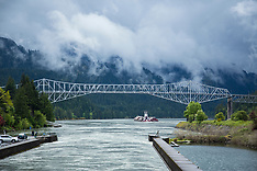 Cascade Locks, Oregon Photos - Images