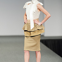 Designer Lenja Lessegue, Saturday, 24, 2012