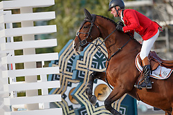 Lansink Jos, (BEL), For Cento <br /> First Round<br /> Furusiyya FEI Nations Cup Jumping Final - Barcelona 2015<br /> © Dirk Caremans<br /> 24/09/15