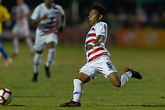 USA v Brazil - 03 Dec 2018