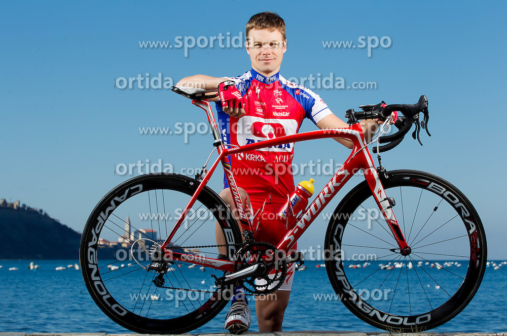 Adria Mobil Cycling club for season 2012. Photo by Vid Ponikvar / Sportida.com.