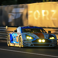 #99, Beechdean AMR Aston Martin Vantage, driven by: Andrew Howard, Ross Gunn, Oliver Bryant, 24 Heures Du Mans 85th Edition, 17/06/2017,