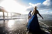 Dolch- Family Beach Portraits in Port Aransas, Texas