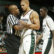 2007 Hurricanes Men's Basketball