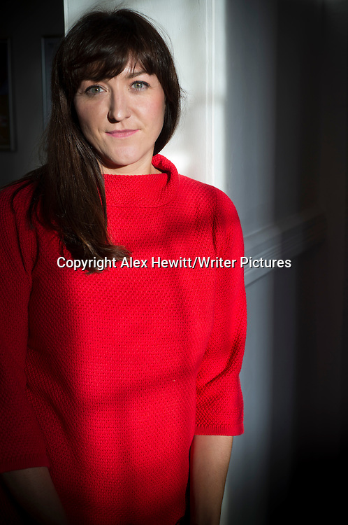 Lisa Ballantyne, Scottish writer at the Bloody Scotland Crime Writing Festival in Stirling, Scotland<br /> <br /> Picture by Alex Hewitt/Writer Pictures