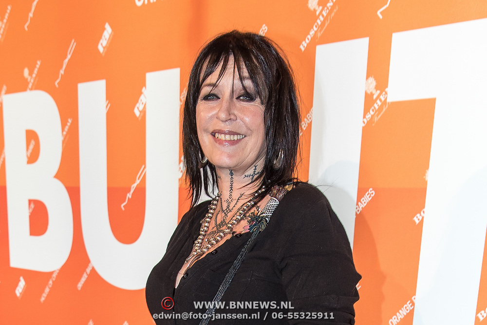 NLD/Amsterdam/20170930 - Orange Babies Gala 2017, Louise Schiffmacher