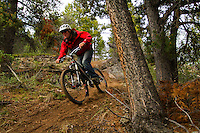 Rider - Joe DeGraff, Trail Name - Moose Tracks, Teslin Yukon