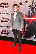 2017-12-11. Cinemec Utrecht. Nederlandse premiere van Star Wars - the Last Jedi. Op de foto: Danny Froger