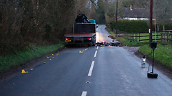 Southampton,Hampshire  Thursday 30th March 2017  Lorry Driver using Mobile Mobile Jailed for Fatal collision<br /> A lorry driver who was distracted by a phone call when he collided with a motorcyclist has been jailed for five years.<br /> <br /> <br /> <br /> Roy Woods, 57, of Forest Drive, Tidworth in Wiltshire, pleaded guilty to causing the death of Alan Couper by dangerous driving.<br /> <br /> Winchester Crown Court heard how Woods, an experienced lorry driver, was in collision with two motorbikes on Stockbridge Road, in Leckford, at 5.15pm on April 13.<br /> <br /> Mr Couper, 63, was one of the motorcyclists and was pronounced dead at the scene.<br /> <br /> The other motorcyclist, a 55-year-old man from Kings Somborne, was injured and taken to Salisbury Hospital for treatment. He was discharged later that evening.<br /> <br /> The court was told that investigations by the Joint Roads Policing Unit for Hampshire and the Thames Valley found that Woods was having a telephone conversation with his friend at the time of the collision.<br /> <br /> He was using a set of headphones and his handset was attached to the dashboard, using it hands-free, which is legal.<br /> <br /> However, he became so distracted by the conversation he was having that as the motorbikes ahead of him stopped at the turning for Leckford Golf Course, indicating to turn right, Woods failed to react in time, colliding with both vehicles.<br /> <br /> Further examination of phone records and tachograph data showed that Woods had spent one hour and 46 minutes of the five hours he had driven that day having phone conversations.<br /> <br /> A reconstruction of the scene also showed officers that the motorbikes would have been visible to Woods 100m prior to impact, yet the evidence showed that he used his breaks later than that, which was too late to avoid the collision.<br /> <br /> The court also heard the devastation caused to Mr Couper&rsquo;s family as their victim personal statements were read out.<br /> <br /> His wife Helen said: &ldquo;I&rsquo;m lost beyond belief. I absolutely hate the way I have changed in my outlook, I do not even know myself