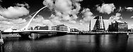 Photographer: Chris Hill, Samuel Beckett Bridge, Dublin