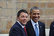20140327 - Matteo Renzi incontra Barak Obama