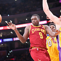 01-14 CAVALIERS AT LAKERS