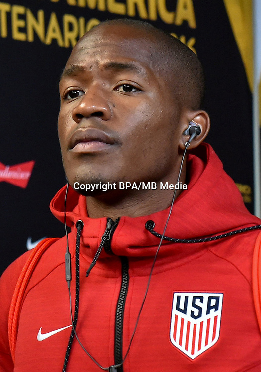 Concacaf- World Cup Fifa Russia 2018 Qualifyer - <br /> USA Soccer National Team - <br /> Darlington Nagbe