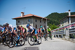 Lotta Lepistö (FIN) at Giro Rosa 2018 - Stage 10, a 120.3 km road race starting and finishing in Cividale del Friuli, Italy on July 15, 2018. Photo by Sean Robinson/velofocus.com