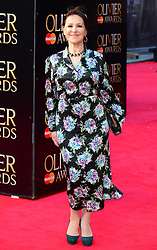 Arlene Phillips attends The Laurence Olivier Awards at the Royal Opera House, London, United Kingdom. Sunday, 13th April 2014. Picture by Nils Jorgensen / i-Images