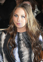 Chloe Green The Twilight Saga: Breaking Dawn Part 1 UK Premiere, Westfield Startford City, London, UK. 16 November 2011. Contact rich@pictured.com +44 07941 079620 (Picture by Richard Goldschmidt)