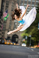 Parrk Avenue- Dance As Art The New York City Photography Project with dancer Erin Aslami
