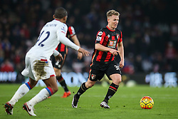 Matt Ritchie of Bournemouth in action - Mandatory by-line: Jason Brown/JMP - Mobile 07966 386802 26/12/2015 - SPORT - FOOTBALL - Bournemouth, Vitality Stadium - AFC Bournemouth v Crystal Palace - Barclays Premier League