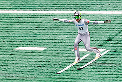 Anze Lenisek from Slovenia during Ski Jumping Continental Cup Kranj 2018, on July 8, 2018 in Kranj, Slovenia. Photo by Urban Urbanc / Sportida