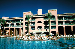 Arizona: Phoenix-Scottsdale Resorts.  Photo #:  azscot105.   Princess Resort..Photo copyright Lee Foster, 510/549-2202,  lee@fostertravel.com, www.fostertravel.com