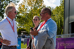 Lansink Jos, Philippaerts Ludo, BEL<br /> Spruce Meadows Masters - Calgary 2019<br /> © Hippo Foto - Dirk Caremans<br />  08/09/2019