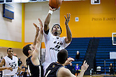 LIU Men's Basketball v. Bryant 2014.03.01