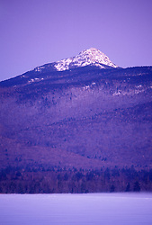 Mt. Chocorua in New Hampshire's White Mountains.  Chocurua, NH
