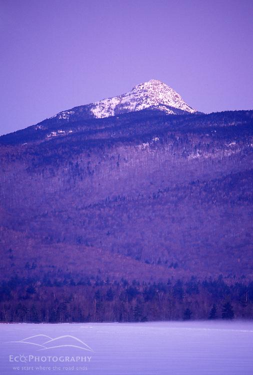 Mt. Chocorua in New Hampshire's White Mountains.  Chocurua, NH
