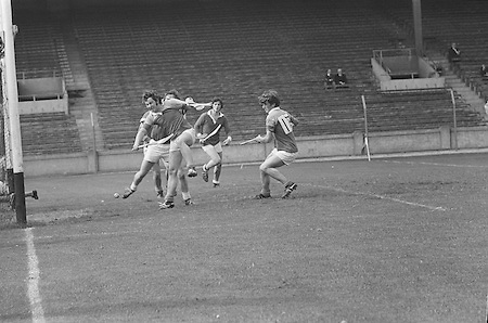 12.09.1971 Hurling Under 21 Final Cork Vs Wexford..Cork.7-8.WexFord.1-11