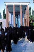 Saadi Mausoleum - Shiraz - Iran