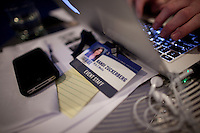 Randi Zuckerberg serves as digital correspondent for the Clinton Global Initiative Annual Meeting in New York.   ...Photo by Robert Caplin.
