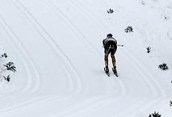 31.12.2011, DKB-Ski-ARENA, Oberhof, GER, Viessmann Tour de Ski 2011, FIS Langlauf Weltcup, Verfolgung Herren, im Bild  Langläufer in gespurtem Schnee/ Loipen // during men's pursuitof of Viessmann FIS Tour de Ski 2011, in Oberhof, GERMANY, 2011/12/31. EXPA Pictures © 2011, PhotoCredit: EXPA/ nph/ Hessland..***** ATTENTION - OUT OF GER, CRO *****