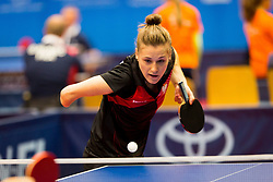 PARTYKA Natalia during day 1 of 15th EPINT tournament - European Table Tennis Championships for the Disabled 2017, at Arena Tri Lilije, Lasko, Slovenia, on September 28, 2017. Photo by Ziga Zupan / Sportida