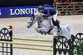 EQUESTRIAN - FEI WORLD CUP JUMPING - LYON 2017 - DAY 4 041117