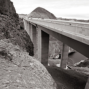 Hoover Dam and Tillman Memorial Bridge