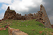 Tughlaqabad Fort is a ruined fort in Delhi, built by Ghiyas-ud-din Tughlaq, the founder of Tughlaq dynasty, in 1321