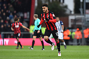 Joshua King (17) of AFC Bournemouth during the Premier League match between Bournemouth and West Bromwich Albion at the Vitality Stadium, Bournemouth, England on 17 March 2018. Picture by Graham Hunt.