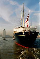Brittania Last Voyage  Thames1997