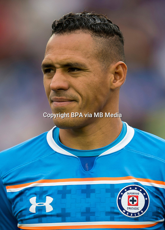 Mexico League - BBVA Bancomer MX 2015-2016 - <br /> La Maquina - Cruz Azul Fc / Mexico - <br /> Aldo Leao Ramirez Sierra