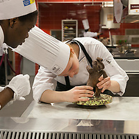 Cacao-Barry Callebaut Canadian Intercollegiate Chocolate Competition April 21 - 22, 2012.