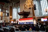 Koning Willem-Alexander bij de 10e landelijke Naturalisatiedag