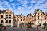 France, Region Centre-Val de Loire, Loiret (45), Orléans, Hotel Groslot // France, Loiret, Orleans, Groslot hotel