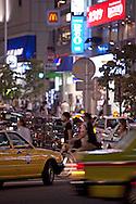 TREVOR HAGAN - Shinjuku District, Tokyo.<br /> August 11, 2008