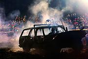 Arkansas Democrat-Gazette/BENJAMIN KRAIN --9/21/2013--<br /> Dec Arc Demolition Derby